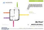 Mieszkanie w inwestycji Murapol Zielona Toskania, Wrocław, 39 m² | Morizon.pl | 3717 nr2