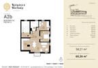 Mieszkanie w inwestycji Książęce Bielany, Kraków, 60 m² | Morizon.pl | 8331 nr2