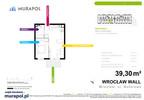 Mieszkanie w inwestycji Murapol Zielona Toskania, Wrocław, 38 m²   Morizon.pl   3873 nr2
