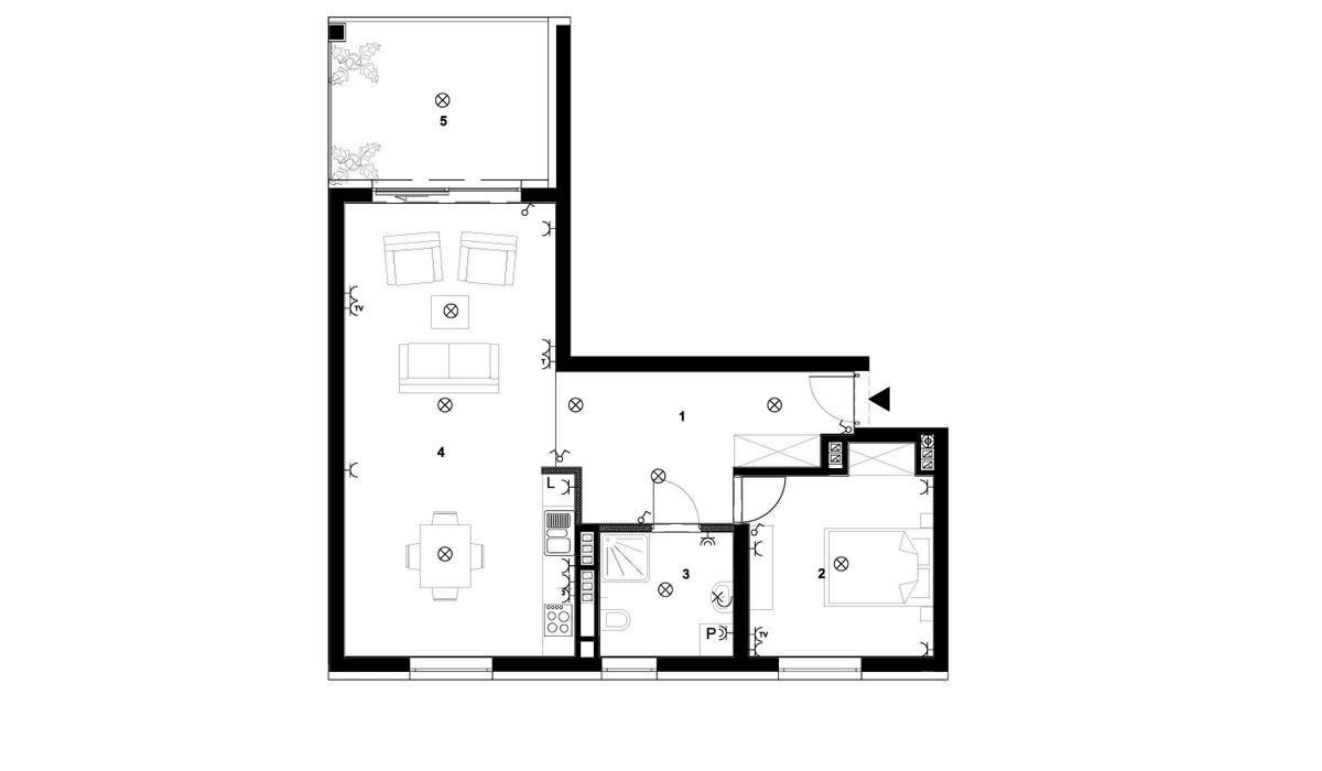 Mieszkanie w inwestycji Apartamenty Pod Żaglami, Zegrze Południowe, 61 m²   Morizon.pl   3085