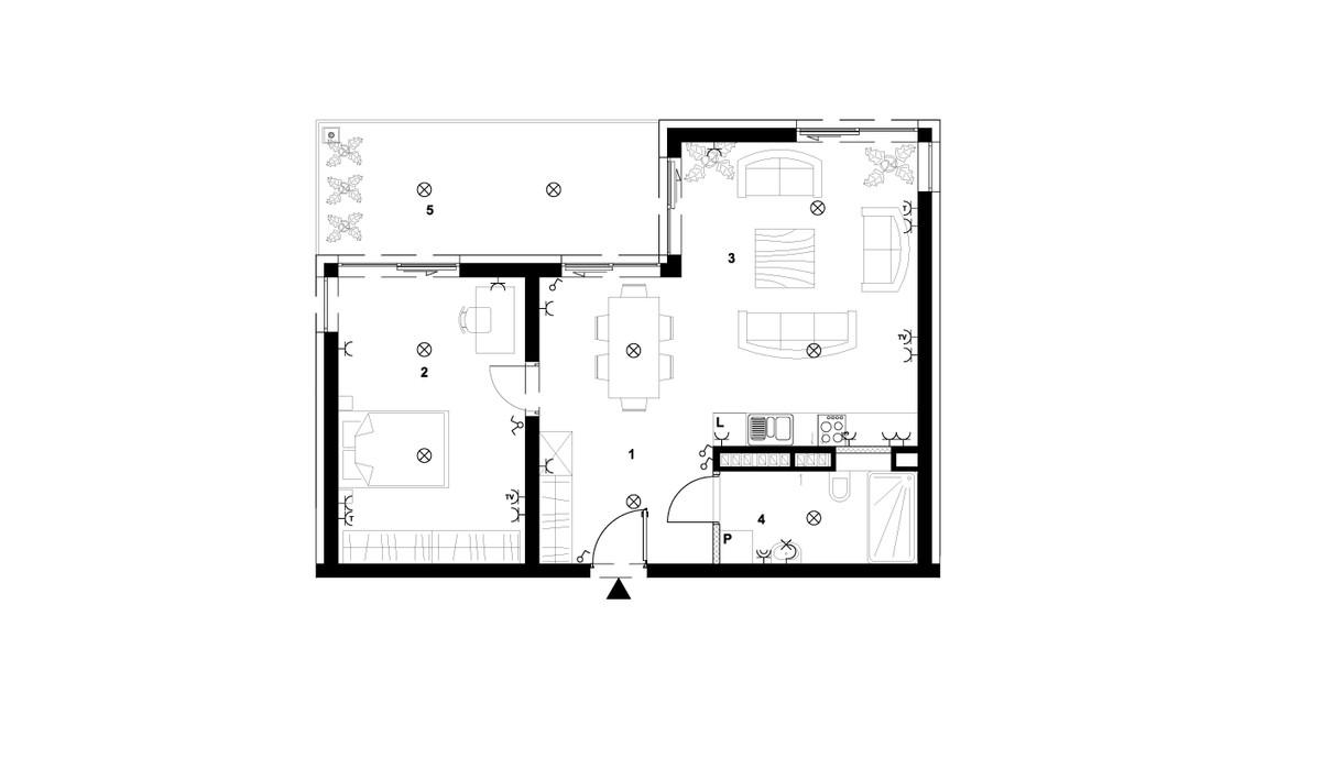 Mieszkanie w inwestycji Apartamenty Pod Żaglami, Zegrze Południowe, 62 m²   Morizon.pl   3003