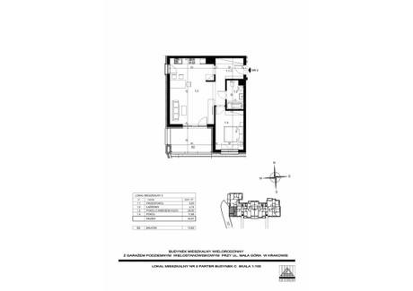 Mieszkanie na sprzedaż <span>Kraków, Bieżanów-Prokocim, ul. Mała Góra</span> 1