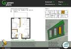 Mieszkanie w inwestycji Nowe Apartamenty Green Park, Bielsko-Biała, 32 m² | Morizon.pl | 2645 nr2