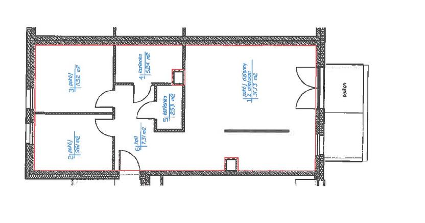 Mieszkanie w inwestycji Bulwary Augustówka, Warszawa, 74 m² | Morizon.pl | 4000