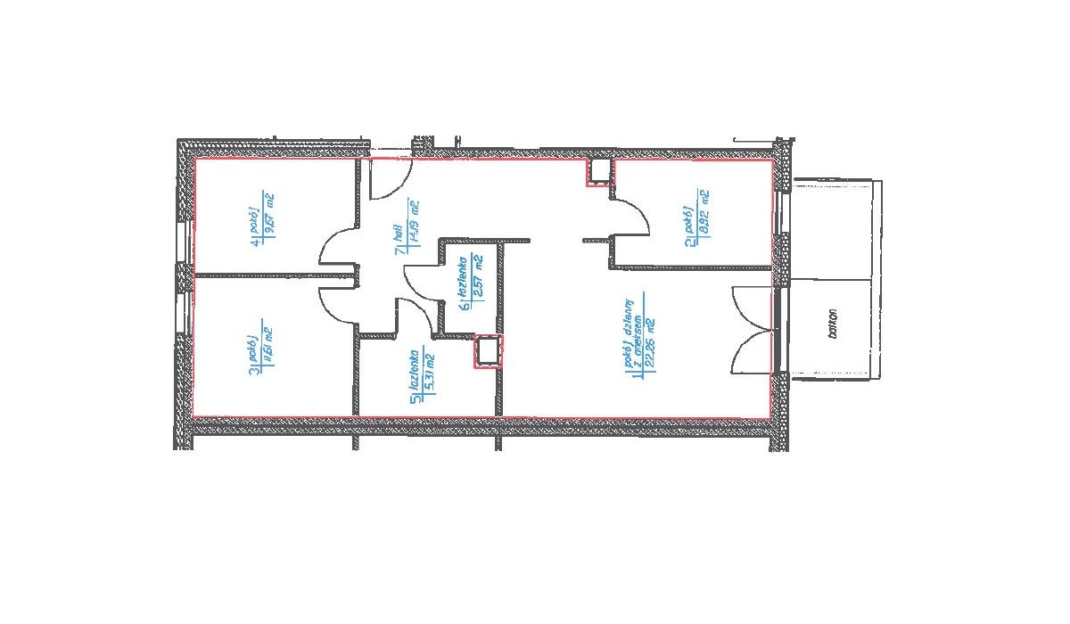 Mieszkanie w inwestycji Bulwary Augustówka, Warszawa, 74 m² | Morizon.pl | 4004