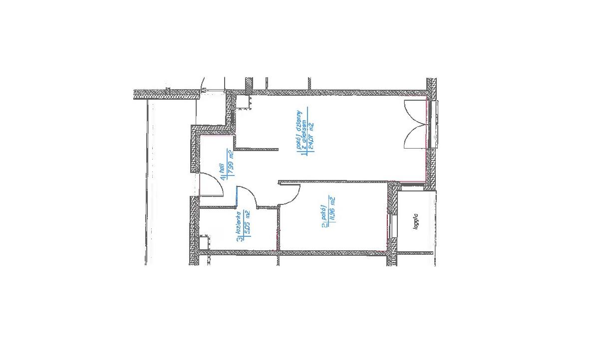 Mieszkanie w inwestycji Bulwary Augustówka, Warszawa, 49 m² | Morizon.pl | 4046