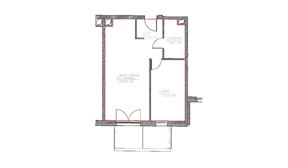 Mieszkanie w inwestycji Bulwary Augustówka, Warszawa, 50 m² | Morizon.pl | 4054