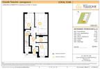 Dom w inwestycji OSIEDLE TULECKIE, Gowarzewo, 63 m² | Morizon.pl | 6914 nr2