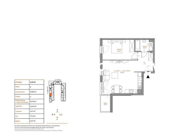 Morizon WP ogłoszenia | Mieszkanie na sprzedaż, Warszawa Ksawerów, 52 m² | 8822