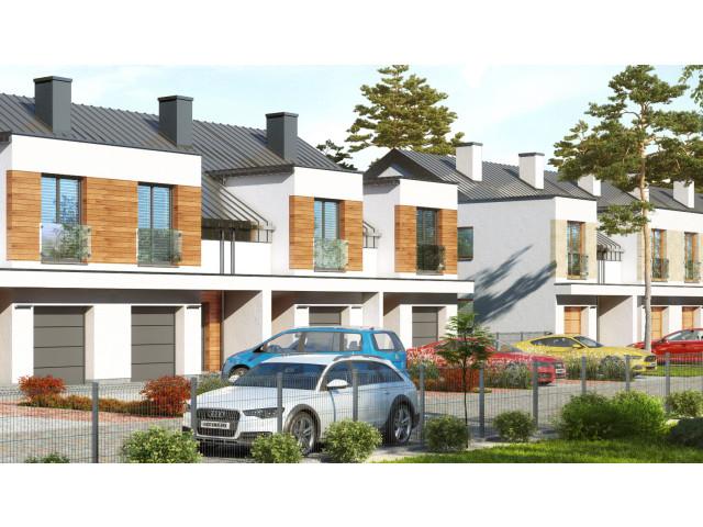 Morizon WP ogłoszenia | Dom w inwestycji Os. Porąbki w Rzeszowie, Rzeszów, 117 m² | 4350