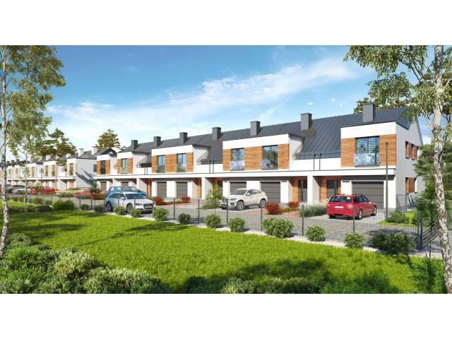 Morizon WP ogłoszenia | Dom w inwestycji Os. Porąbki w Rzeszowie, Rzeszów, 117 m² | 4344