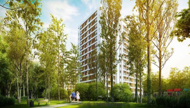 Morizon WP ogłoszenia   Mieszkanie w inwestycji Red Park, Poznań, 50 m²   8109