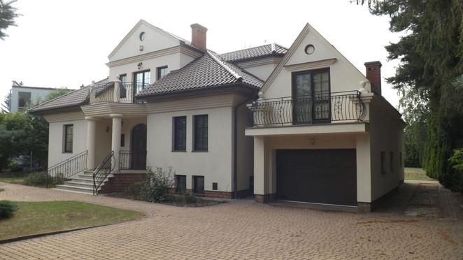 Morizon WP ogłoszenia   Dom na sprzedaż, Warszawa Zacisze, 490 m²   0631