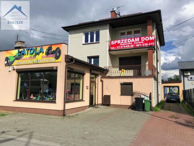 Morizon WP ogłoszenia   Dom na sprzedaż, Warszawa Zacisze, 300 m²   2852