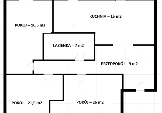 Mieszkanie na sprzedaż <span>Wrocław, Śródmieście, Biskupin</span>