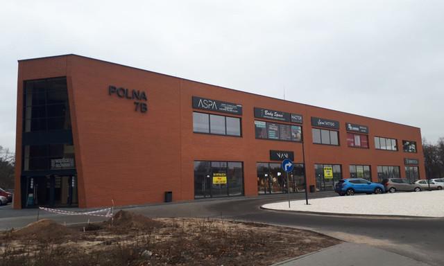 Biuro do wynajęcia <span>Toruń, Wrzosy, Polna 7B</span>