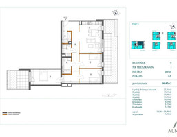 Morizon WP ogłoszenia | Mieszkanie na sprzedaż, Warszawa Zawady, 86 m² | 6025