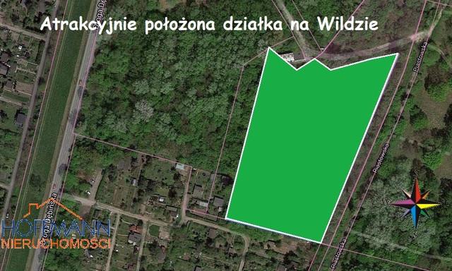 Handlowo-usługowy na sprzedaż <span>Poznań, Wilda, Droga Dębińska</span>