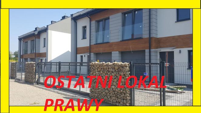 Morizon WP ogłoszenia | Dom w inwestycji Domy w Kobyłce, Kobyłka, 164 m² | 9932
