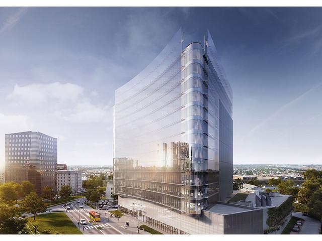 Morizon WP ogłoszenia | Biurowiec w inwestycji Carbon Tower, Wrocław, 1535 m² | 5536