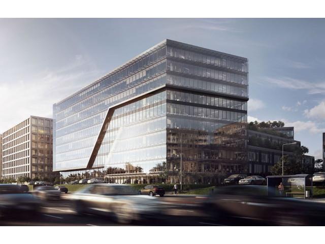 Morizon WP ogłoszenia | Biuro w inwestycji Tischnera Office, Kraków, 327 m² | 7500