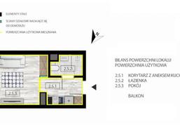 Morizon WP ogłoszenia | Kawalerka na sprzedaż, Wrocław Fabryczna, 24 m² | 0126