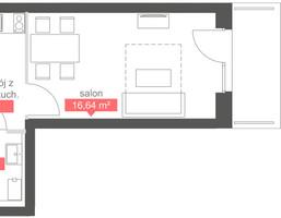 Morizon WP ogłoszenia | Kawalerka na sprzedaż, Kraków Bronowice, 27 m² | 0543
