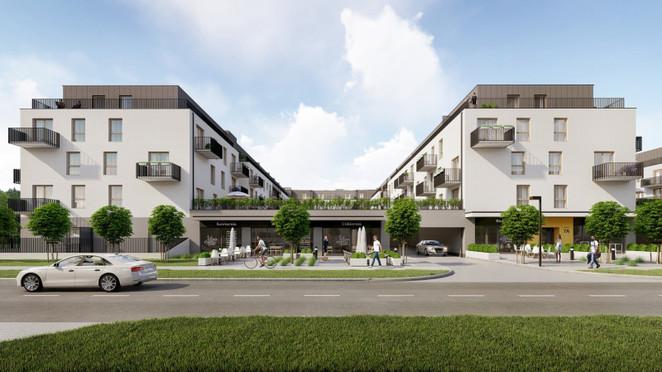 Morizon WP ogłoszenia | Mieszkanie na sprzedaż, Wrocław Jagodno, 61 m² | 7483