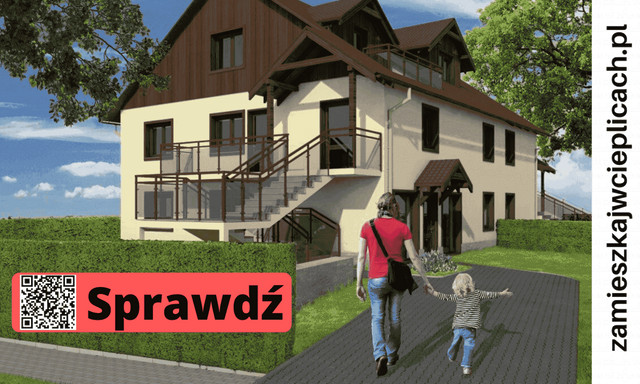 Mieszkanie na sprzedaż <span>Jelenia Góra, Cieplice Śląskie-Zdrój, Zjednoczenia Narodowego</span>