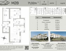 Morizon WP ogłoszenia | Mieszkanie na sprzedaż, Jelenia Góra Cieplice Śląskie-Zdrój, 71 m² | 8515