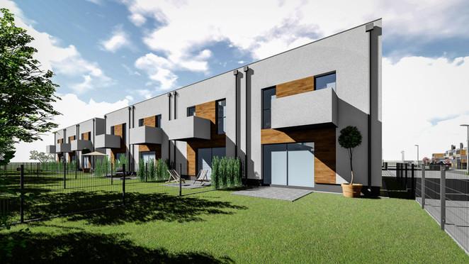 Morizon WP ogłoszenia | Dom w inwestycji Osiedle Złoty Jasieniec 2, Łódź, 98 m² | 5304