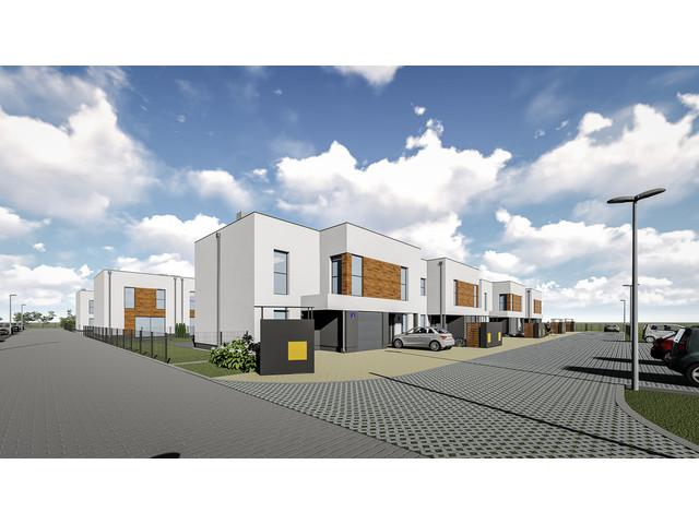 Morizon WP ogłoszenia | Dom w inwestycji Osiedle Złoty Jasieniec 2, Łódź, 147 m² | 5317