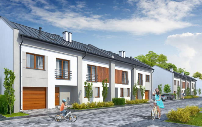 Morizon WP ogłoszenia | Mieszkanie w inwestycji Zielona Aleja, Radzymin (gm.), 90 m² | 8184