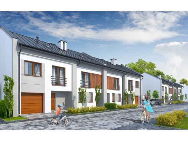 Morizon WP ogłoszenia | Dom w inwestycji Zielona Aleja, Radzymin (gm.), 110 m² | 1726