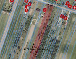 Morizon WP ogłoszenia | Działka na sprzedaż, Nowy Broniszew Słoneczna, 9160 m² | 9467