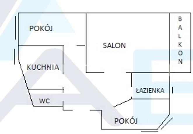 Morizon WP ogłoszenia | Mieszkanie na sprzedaż, Łódź Chojny, 71 m² | 9427