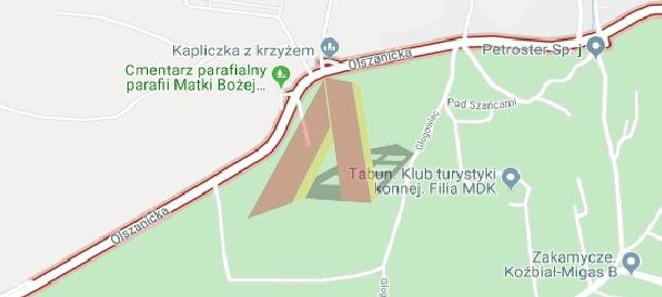 Morizon WP ogłoszenia | Działka na sprzedaż, Kraków Krowodrza, 5000 m² | 5892