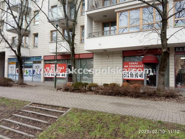 Morizon WP ogłoszenia   Komercyjne na sprzedaż, Warszawa Służewiec, 240 m²   1089