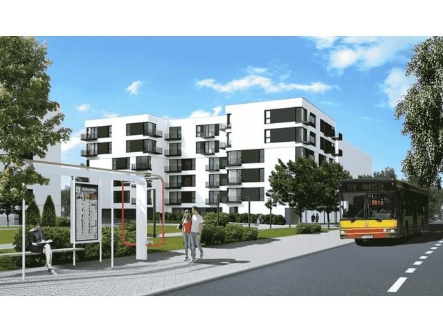 Morizon WP ogłoszenia   Mieszkanie w inwestycji Nowy Marysin, ul. Goździków, Warszawa, 76 m²   4591