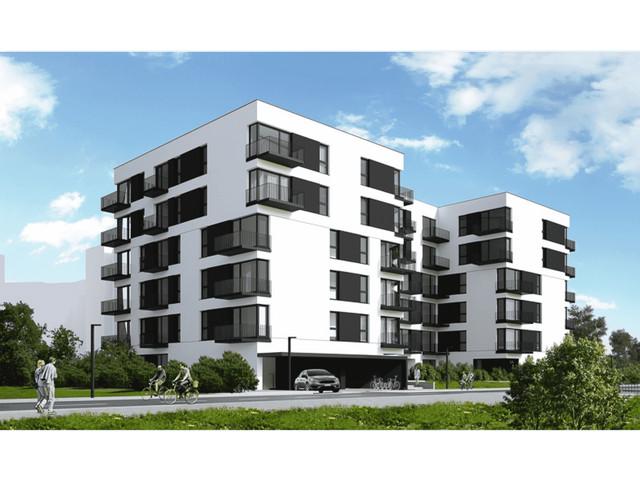 Morizon WP ogłoszenia   Mieszkanie w inwestycji Nowy Marysin, ul. Goździków, Warszawa, 85 m²   4583