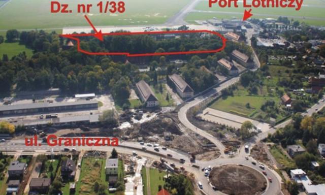 Działka na sprzedaż <span>Wrocław, Fabryczna, Graniczna dz. nr 1/38</span>