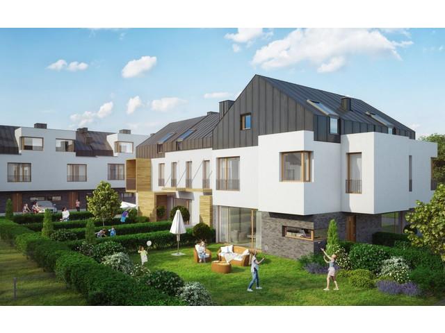 Morizon WP ogłoszenia | Dom w inwestycji Cicha Łąka - segmenty, Józefosław, 114 m² | 6892