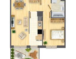Morizon WP ogłoszenia | Mieszkanie w inwestycji Nowa Myśliwska, Kraków, 46 m² | 5605