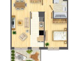 Morizon WP ogłoszenia | Mieszkanie w inwestycji Nowa Myśliwska, Kraków, 39 m² | 5686