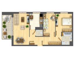 Morizon WP ogłoszenia | Mieszkanie w inwestycji Nowa Myśliwska, Kraków, 67 m² | 5693