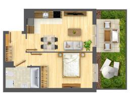 Morizon WP ogłoszenia | Mieszkanie w inwestycji Nowa Myśliwska, Kraków, 39 m² | 5696