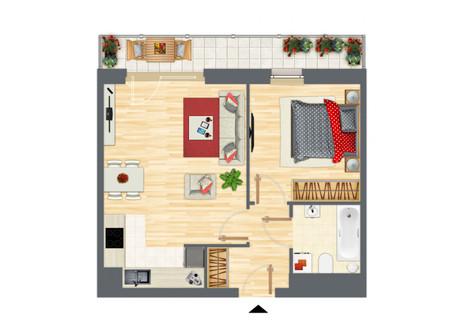 Mieszkanie na sprzedaż <span>Gdańsk, VII Dwór, ul. Slowackiego 77</span> 1