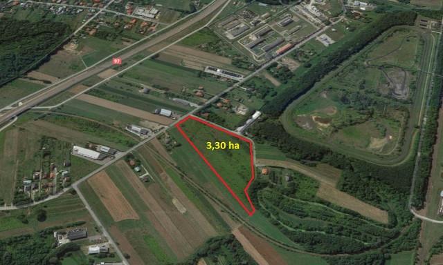 Działka na sprzedaż <span>Rzeszów, Załęska</span>