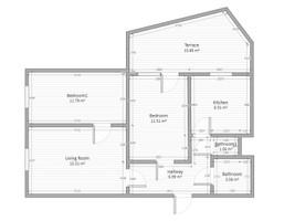 Morizon WP ogłoszenia   Mieszkanie na sprzedaż, Wrocław Ołbin, 60 m²   8968