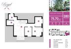 Morizon WP ogłoszenia | Mieszkanie na sprzedaż, Bielsko-Biała Śródmieście Bielsko, 76 m² | 8915
